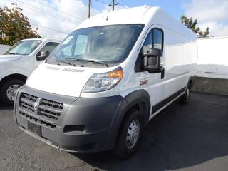 Used 2017 RAM 2500 ProMaster Heavy Duty, Radar Assisted Parking, Low Kms for sale in Vancouver, BC