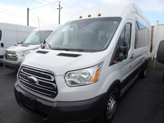 Used 2016 Ford Transit Connect Diesel, High Roof, Extended 15 Passenger for sale in Vancouver, BC