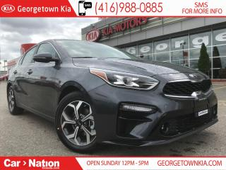 Used 2019 Kia Forte EX | $152 BI-WEEKLY | BRAND NEW REDESIGN for sale in Georgetown, ON