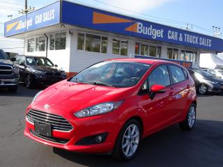 Used 2014 Ford Fiesta Sunroof, Bluetooth, low Kms, Heated Seats for sale in Vancouver, BC