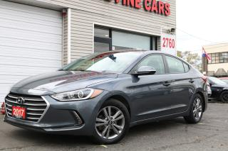 Used 2017 Hyundai Elantra GL Reverse Camera. Blind Spot Assist. Heated Seats/ Steering for sale in Toronto, ON