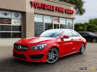 Used 2015 Mercedes-Benz CLA-Class CLA 250 AMG .Panorami Navigation. Camera. Sharp car for sale in Toronto, ON