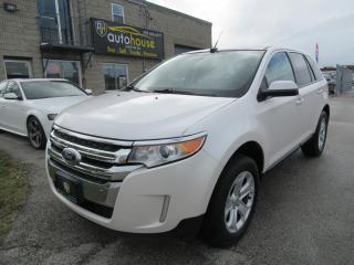 Used 2013 Ford Edge 4DR Sel AWD for sale in Newmarket, ON