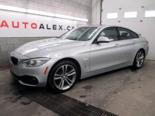 Used 2015 BMW 428i Xdrive Sportline for sale in St-Eustache, QC