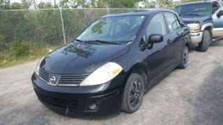 Used 2010 Nissan Versa for sale in Oshawa, ON