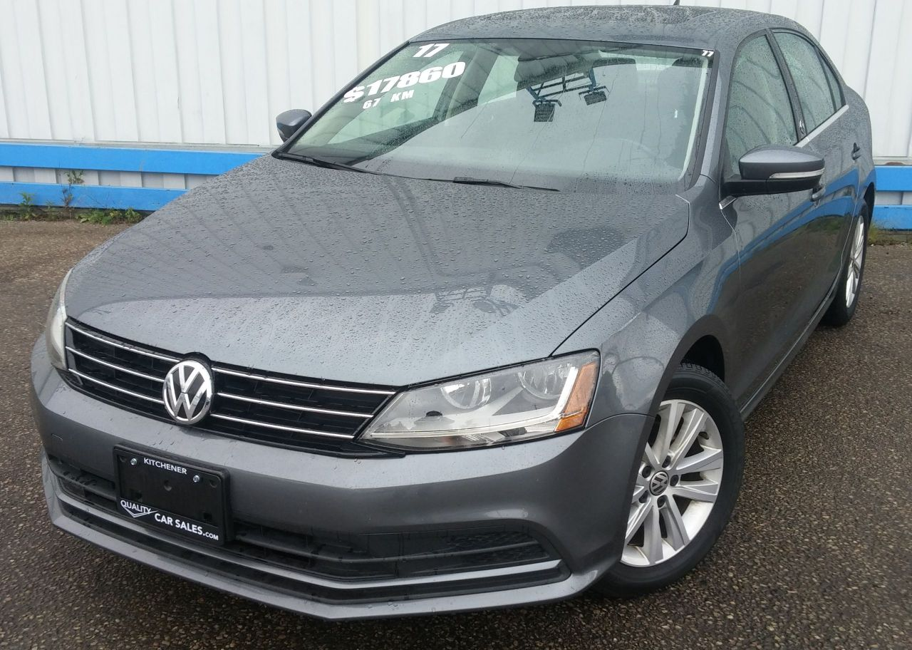 2017 Volkswagen Jetta Quality Car Sales
