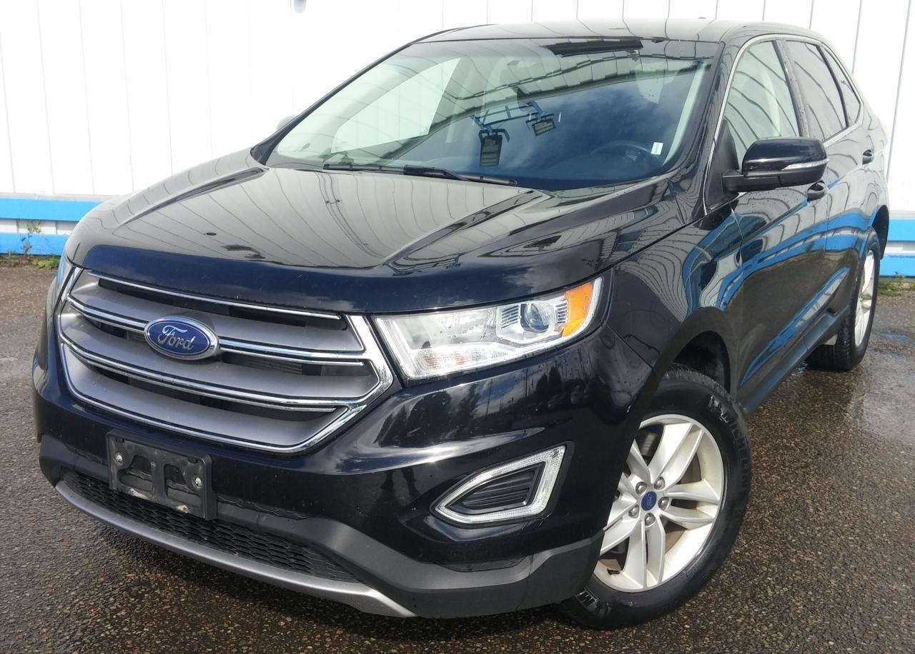 2017 Ford Edge SEL AWD *HEATED SEATS*