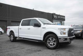 Used 2016 Ford F-150 Xtr Awd 6 Passagers for sale in St-Hyacinthe, QC