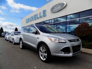 Used 2015 Ford Escape Titanium 2,0L toit, GPS for sale in St-Eustache, QC