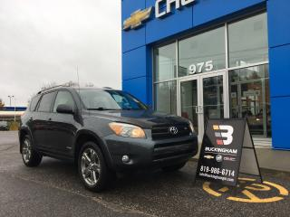 Used 2008 Toyota RAV4 Sport for sale in Gatineau, QC