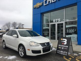 Used 2010 Volkswagen Jetta for sale in Gatineau, QC