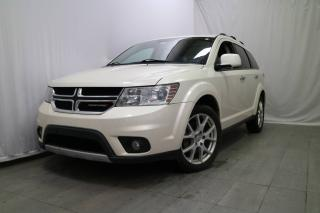 Used 2013 Dodge Journey R/T * AWD * CUIR * CAM DE RECUL * for sale in Laval, QC