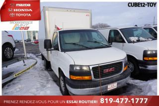 Used 2017 GMC Savana 12 PIEDS| CLIMATISATION| IMPECCABLE!| for sale in Drummondville, QC