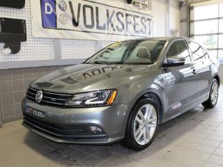 Used 2015 Volkswagen Jetta 1.8tsi Aut Highline for sale in Lasalle, QC