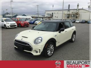 Used 2017 MINI Cooper Clubman S ALL4 ***42500 KM*** for sale in Beauport, QC