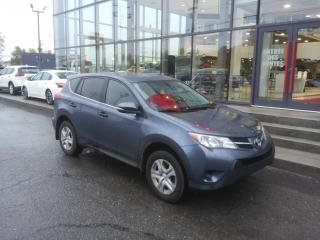 Used 2013 Toyota RAV4 LE AWD *MAIN LIBRE CELLULAIRE* for sale in Lévis, QC