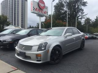 Used 2004 Cadillac CTS-V 6 speed for sale in Cambridge, ON