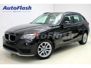 Used 2015 BMW X1 Premium Sieges for sale in St-Hubert, QC