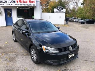 Used 2014 Volkswagen Jetta comfortline for sale in Beeton, ON