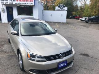 Used 2012 Volkswagen Jetta comfortline for sale in Beeton, ON