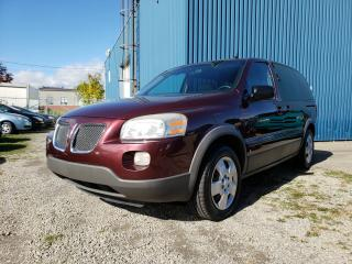 Used 2007 Pontiac Montana for sale in St-Eustache, QC