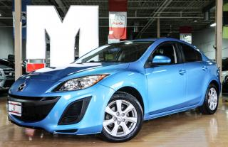 Used 2011 Mazda MAZDA3 GS - SUNROOF|ALLOY|BLUETOOTH for sale in North York, ON