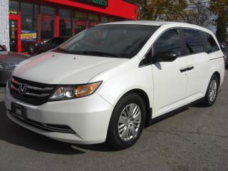 Used 2014 Honda Odyssey LX for sale in London, ON