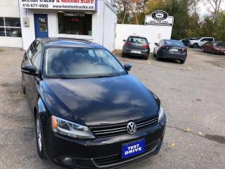 Used 2013 Volkswagen Jetta comfortline for sale in Beeton, ON