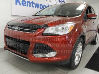 Used 2014 Ford Escape Titanium 4WD, NAV, sunroof, heated power seats, with push start/stop for sale in Edmonton, AB