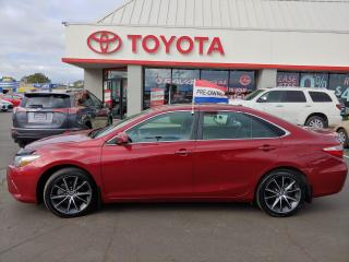 Used 2015 Toyota Camry XSE for sale in Cambridge, ON
