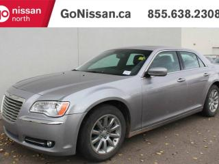 Used 2014 Chrysler 300 TOURING, NAVIGATION, LEATHER, HEATED SEATS, PUSH BUTTON for sale in Edmonton, AB