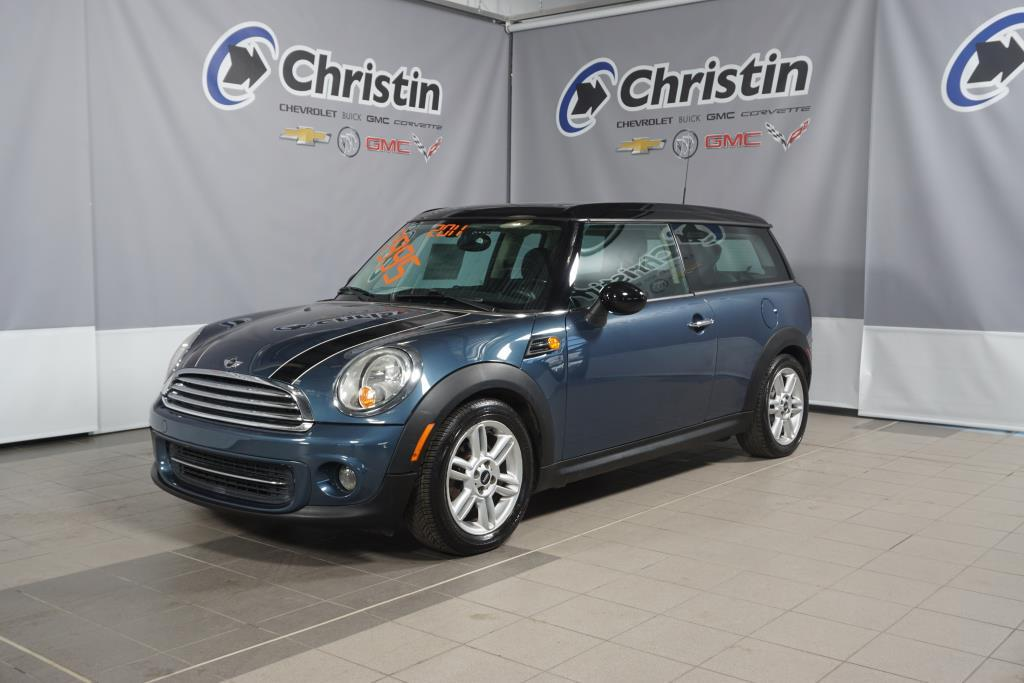 Used 2011 Mini Cooper Clubman Clubman Cuirsunroof For Sale In
