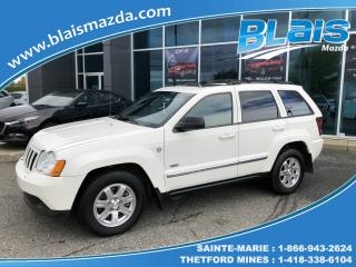 Used 2008 Jeep Grand Cherokee 4 RM 4 portes NORTH EDITION for sale in Ste-Marie, QC
