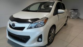 Used 2013 Toyota Yaris Hayon 5 portes, boîte automatique, for sale in St-Raymond, QC