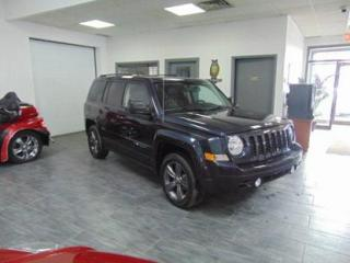 Used 2014 Jeep Patriot High Altitude for sale in Châteauguay, QC