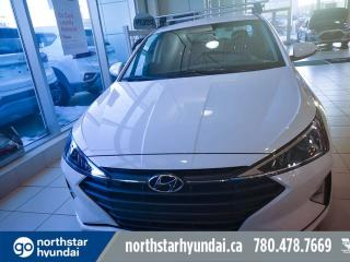 New 2019 Hyundai Elantra SE for sale in Edmonton, AB