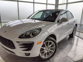 Used 2018 Porsche Macan for sale in Edmonton, AB
