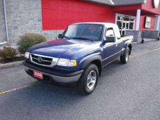 Used 2008 Mazda B-Series SE for sale in Cornwall, ON