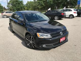 Used 2013 Volkswagen Jetta Highline | ONE OWNER | LOW MILEAGE | NO ACCIDENT for sale in Cambridge, ON