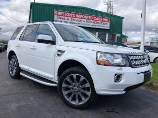 Used 2013 Land Rover LR2 HSE LUXURY for sale in Burlington, ON