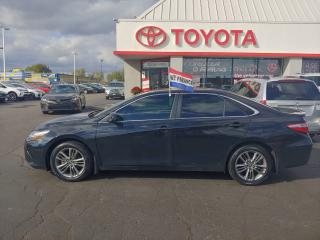 Used 2016 Toyota Camry SE for sale in Cambridge, ON