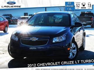 Used 2012 Chevrolet Cruze Lt Turbo A/c Cruise for sale in Victoriaville, QC