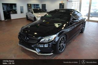 Used 2016 Mercedes-Benz C-Class C450 Awd, Cam 360 for sale in Québec, QC