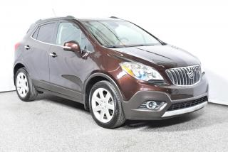 Used 2015 Buick Encore CUIR for sale in Drummondville, QC