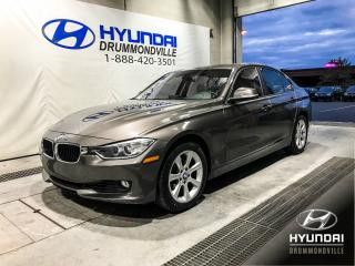 Used 2013 BMW 328i XDRIVE + NAVI + TOIT + CUIR + MAGS + WOW for sale in Drummondville, QC