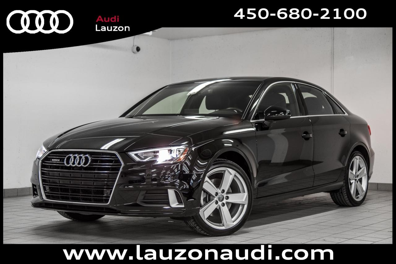 Used 2018 Audi A3 20t Quattro Komfort For Sale In Laval Quebec