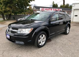 Used 2009 Dodge Journey SXT/Certified/1 Owner/Accident Free/Leather/Roof for sale in Scarborough, ON