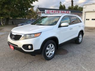 Used 2011 Kia Sorento LX/Certified/Accident Free/Bluetooth/Heated Seats for sale in Scarborough, ON