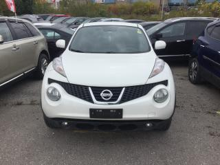 Used 2013 Nissan Juke for sale in London, ON