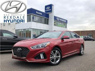 Used 2018 Hyundai Sonata 2.4 Sport,FINANCING AVAILABLE ON SITE for sale in Toronto, ON